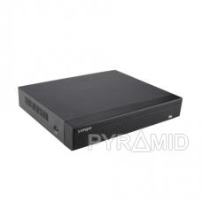 16 kamerų IP vaizdo įrašymo įrenginys Longse LS-NVR9808DP, 4K,5Mp,4Mp,3Mp,1080p, 8xPOE