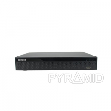 16-ти канальный IP-видеорегистратор Longse NVR3616DB, 4K, 2xSATA