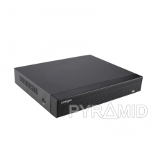 9 kamerų IP vaizdo įrašymo įrenginys Longse NVR3609D, 5Mp,4Mp,3Mp,1080p