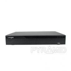 Pentabridinis 4 kamerų vaizdo įrašymo įrenginys Longse XVRDKA3104DB, iki 8Mp AHD, iki 8Mp IP