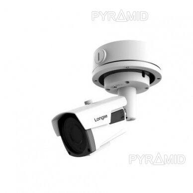 4K AHD vaizdo stebėjimo kamera Longse LBP60HTC800FV  8MP (3840*2160px), 4mm 4