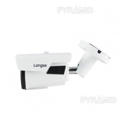 4K AHD vaizdo stebėjimo kamera Longse LBP60HTC800FV  8MP (3840*2160px), 4mm 2