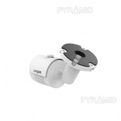 IP kamera Longse LBH30SS500, 5Mp Sony Starvis, 2,8mm, 40m IR, POE, microSD jungtis 4