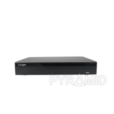 16CH IP network video recorder Longse NVR3608CDP, up to 4K 8Mp, 8xPOE