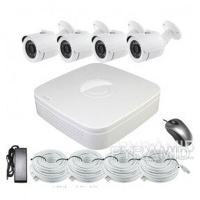 Kiekvienas gali pasijungti vaizdo stebėjimo sistemą pats!