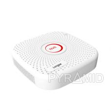 4 kamerų IP vaizdo įrašymo įrenginys Longse LS-NVR9804PGHP, 4K, 5Mp, 4Mp, 3Mp, 2Mp, 4xPOE
