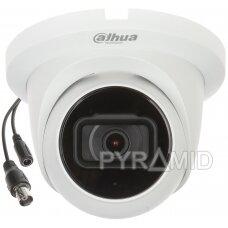 AHD vaizdo stebėjimo kamera Dahua HAC-HDW1500TMQ-A-0280B-S2, 5MP, 2,8mm