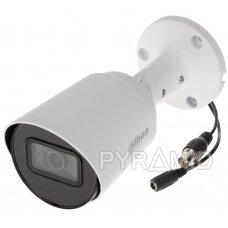 AHD vaizdo stebėjimo kamera Dahua HAC-HFW1200T-A-0280B-S4, 2MP, 2,8mm