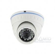 AHD/analoginė vaizdo stebėjimo kamera Longse LIRDNAD100A, 720p su Aptina sensoriumi, 2,8mm objektyvas