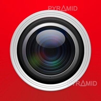 Apmokymas naudotis iVMS-320/VMS Lite programomis ir BitVision/FreeIP programėlėmis 3