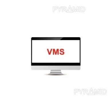 Apmokymas naudotis iVMS-320/VMS Lite programomis ir BitVision/FreeIP programėlėmis 2