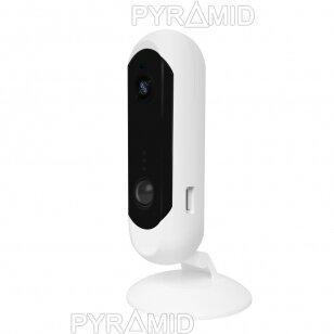 IP camera PYRAMID PYR-DK2M, Full HD 1080p, WiFi, microSD slot, with microphone