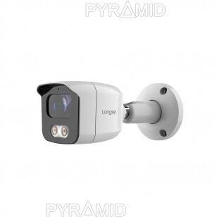 HD camera Longse BMSAHTC500FKPW, 5MP, 3,6mm, white LED up to 20m