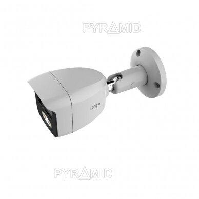HD kamera Longse BMSAHTC500FKPW, 5MP, 3,6mm, balta gaisma līdz 20m 3