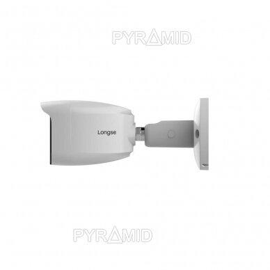 HD kamera Longse BMSAHTC500FKPW, 5MP, 3,6mm, balta gaisma līdz 20m 4
