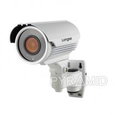Hibridinė AHD/CVI/TVI/analoginė vaizdo stebėjimo kamera Longse LIA60EHTC200FS, FullHD 1080p su Sony sensoriumi