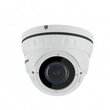 Hibridinė AHD/CVI/TVI/analoginė vaizdo stebėjimo kamera Longse LIRDNTHTC200FS, FullHD 1080p su Sony sensoriumi