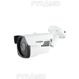 HD camera Longse LBP60HTC500FK 5MP (2592x1944px), 2,8-12mm