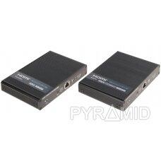 ILGIKLIS   HDMI+USB-EX-100-4K