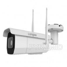 IP kamera Longse LBE60FK5002W, 5 Megapikselių, WiFi, microSD jungtis, 40m IR