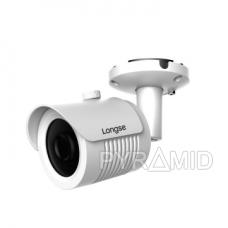 IP kamera Longse LBH30S800, 4K raiška, 8Mp, 3,6mm, 40m IR, microSD jungtis iki 512GB, POE