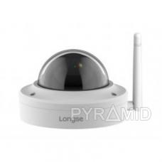 IP WiFi stebėjimo kamera Longse LMDNSW200W, Full HD 1080p, 2,8mm, (jungiama tik prie WIFI NVR)