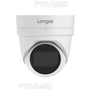 IP camera Longse LIRABSS500, 5Mp Sony Starvis, 2,8mm, 40m IR, POE, microSD slot