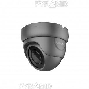 IP camera Longse LIRDBASS500/DGA, 5Mp, 2,8mm, POE, microSD, mic