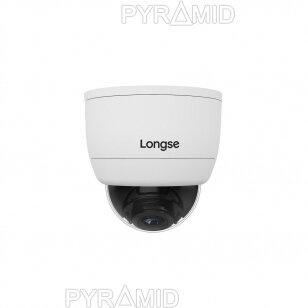 IP camera Longse LVDB5XSS500, 5Mp Sony Starvis, Auto-focus 5X Motor zoom 2,7-13,5mm, 30m IR, POE
