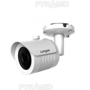 IP camera Longse LBH30S800, 4K, 8Mp, 3,6mm, 40m IR, microSD slot up to 512GB, POE