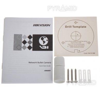 IP kamera Hikvision DS-2CD1043G0-I, 3,7MP, 2,8mm. POE 5