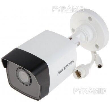 IP kamera Hikvision DS-2CD1043G0-I, 3,7MP, 2,8mm. POE