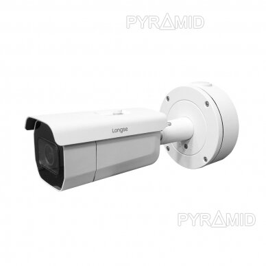 IP kamera Longse LBE905XSS500/MB, 5Mp, 5x zoom auto-focus, PoE 3
