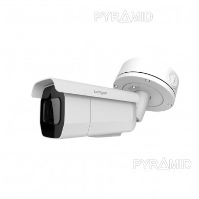 IP kamera Longse LBE905XSS500/MB, 5Mp, 5x zoom auto-focus, PoE