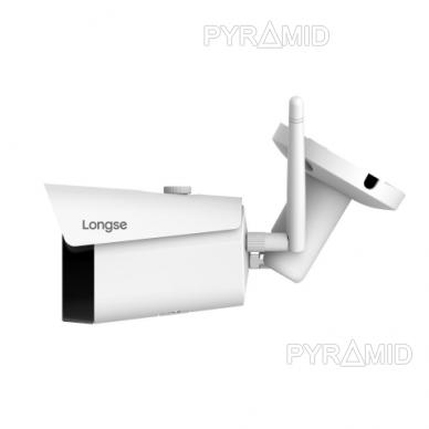 IP kamera Longse LBF30S200W, Su Sony sensoriumi, Full HD 1080p, WiFi, microSD 3