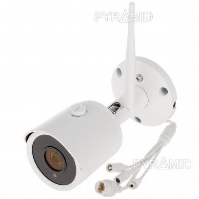 IP kamera Longse LBH30FK500W, 5 Megapikselių, WiFi, microSD jungtis, iki 40m naktinis matymas 3
