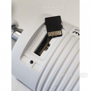 IP kamera Longse LBH30FK500W, 5 Megapikselių, WiFi, microSD jungtis, iki 40m naktinis matymas 5