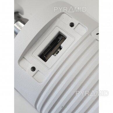 IP kamera Longse LBH30SS500, 5Mp Sony Starvis, 2,8mm, 40m IR, POE, microSD jungtis 5