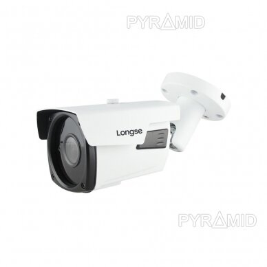 IP kamera Longse LBP60SS500, 5Mp Sony Starvis, 2,8-12mm, 40m IR, POE