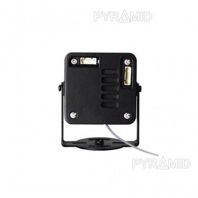 Slapta IP stebėjimo kamera Longse LMCM36SL200W su WIFI, Pinhole, Full HD 1080p 4