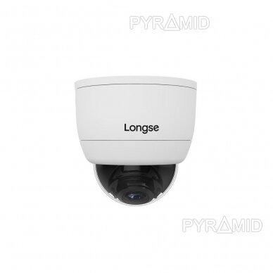 IP kamera Longse LVDB5XSS500, 5Mp Sony Starvis, Auto-focus 5X Motor zoom 2,7-13,5mm, 30m IR, POE