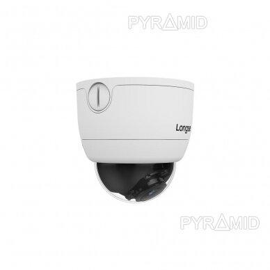 IP kamera Longse LVDB5XSS500, 5Mp Sony Starvis, Auto-focus 5X Motor zoom 2,7-13,5mm, 30m IR, POE 2