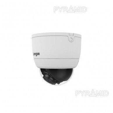 IP kamera Longse LVDB5XSS500, 5Mp Sony Starvis, Auto-focus 5X Motor zoom 2,7-13,5mm, 30m IR, POE 3