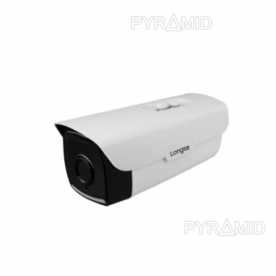 IP kamera Longse LBB90S800, 4K raiška 25fps, 8Mp, 5mm, microSD 4