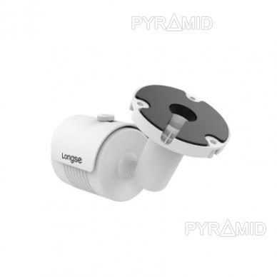 IP stebėjimo kamera Longse LBH30SP200, Full HD 1080p, Sony Starvis, 2,8mm, PoE, SD kortelės jungtis 3