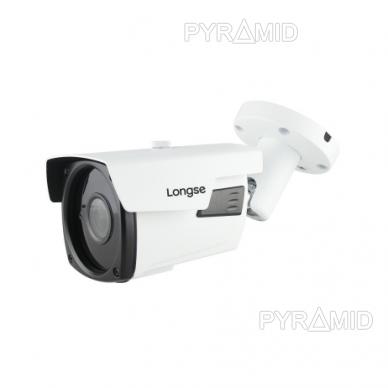 IP stebėjimo kamera Longse LBP90SS500, 5Mp Sony Starvis, 2,8-12mm, 60m IR, POE
