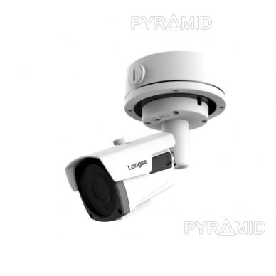 IP stebėjimo kamera Longse LBP90SS500, 5Mp Sony Starvis, 2,8-12mm, 60m IR, POE 4