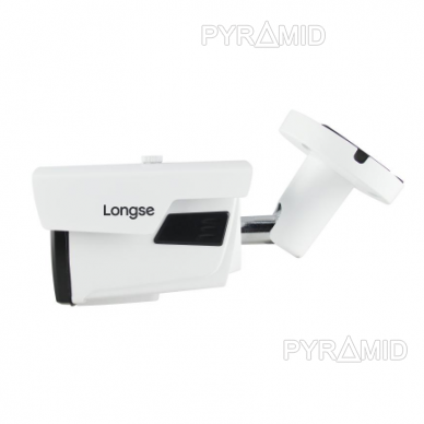 IP kamera Longse LBP90SS500, 5Mp Sony Starvis, 2,8-12mm, 60m IR, POE 2