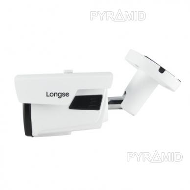 IP stebėjimo kamera Longse LBP90SS500, 5Mp Sony Starvis, 2,8-12mm, 60m IR, POE 2