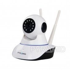 IP camera PYRAMID PYR-SH200XC, Full HD 1080p, WiFi, microSD slot, with microphone